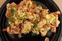 oeuf brouille cuisson / préparation